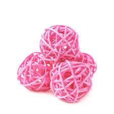 Decorative Straw Balls