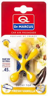 <b>Ароматизатор</b> д/авто <b>DR</b>. <b>MARCUS Lucky</b> Top Fresh Vanilla 660 ...