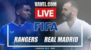 Real Madrid vs Rangers: Live Stream ...