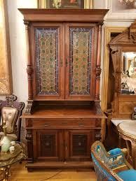 antique belgium carved mechelen style