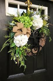 wreaths for front doorsBest 25 Wreaths for front door ideas on Pinterest  Letter door