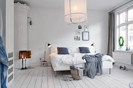 Small White Bedroom Bedroom Natural Deco