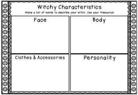 halloween descriptive writing by riona kelly teachers pay teachers halloween descriptive writing