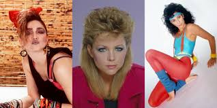 Hair Style 80s bad 80s beauty trends embarrassing eighties hairstyles and 7749 by wearticles.com