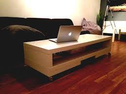 coffee table with wheels ikea designeas