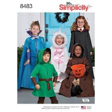 Halloween Costume Sewing Patterns Simple Decoration
