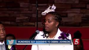 Family, friends remember Debra Johnson at funeral [Video]