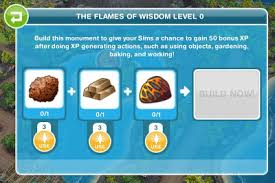Guide Mystery Islands Four Monuments Unofficial Sims
