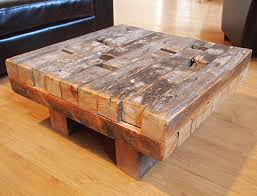 coffee table inspire design coffee table reclaimed wood