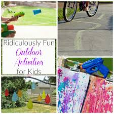 outdoor activities for preschoolers. These Are Such Fun Outdoor Games For Kids This Spring And Summer! Perfect Activities Preschoolers