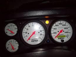 Mustang Gauge Wiring Diagram GlowShift Gauge Wiring