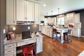 kitchen office desk. Kitchen Desk Cabinet Closet With Custom Office Cabinets E