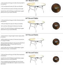 all 96 inch round tablecloth fits what size table