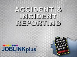 Accident Incident Reporting