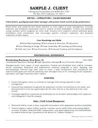 Sample Operations Manager Resume Call Center Operations Manager ...