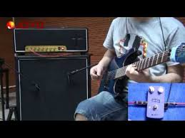 <b>Joyo JF 37 Analog Chorus</b> - YouTube