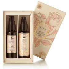 rose jasmine face care gift box