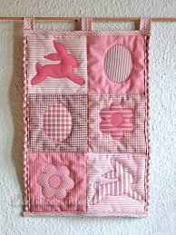 Patchwork and Quilting - Sewing Crafts - Small Patchwork Wall ... & Patchwork Craft for Easter - Easter Quilt or Wall Hanging Adamdwight.com