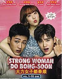 View Strong Woman Do Bong Soon (2017) TV Series poster on Ganool