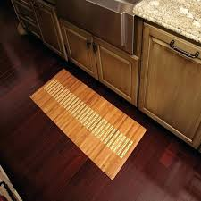 kitchen rugs image gallery of kitchen rugs terrific bamboo mat in x free kitchen rugs contemporary