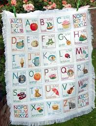 Baby Cross Stitch Quilts – co-nnect.me & ... Baby Quilt Ensemble Bouncing Babys Abc Afghan By Lucie Heaton A Cross  Stitch Babycross Stitch Bucilla Stamped Cross Stitch Walmart ... Adamdwight.com
