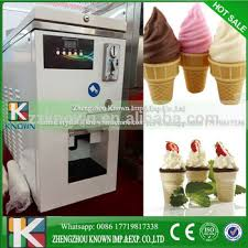 Self Serve Ice Vending Machines Inspiration Selfservice Yogurt Vending Machineice Cream Vending Machineyogurt