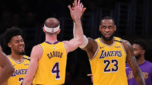 NBA Night: Lakers a valanga su Cleveland, Boston ok contro ...