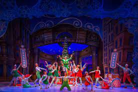 Picture archive of past and present theatrical productions for the stage. Offbeat Elf Shines Bright On Stage For Holiday Fun Offbeat With Phil Potempa Nwitimes Com