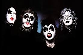 kiss band photo from 1973