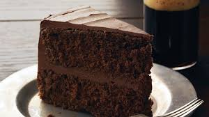 Chocolate Stout Layer Cake With Chocolate Frosting Recipe Bon Appetit