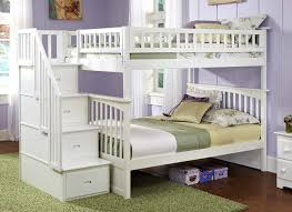 beds with steps. Unique Steps Twin Loft Bed With Steps Size Stairs Bunk  Trundle And Throughout Beds