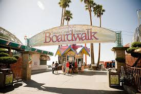 Image result for santa cruz boardwalk clipart