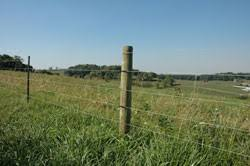fence post. Fine Fence Round Wood Fence Posts And Post