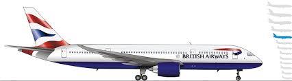 Boeing 787 8 About Ba British Airways