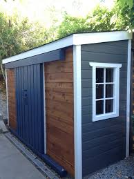 Stylish Sheds A Very Unique Sarawak Garden Shed Cant Decide Between Cedar Or