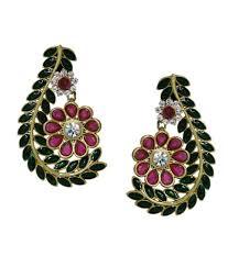 Patti Design Kadapatla Full Patti Design Earrings Buy Kadapatla Full