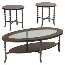 three posts vance 3 piece coffee table set reviews wayfair