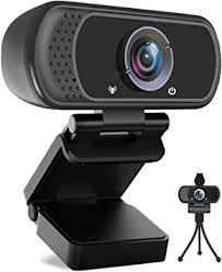 HD Webcam 1080P with Microphone, PC Laptop ... - Amazon.com