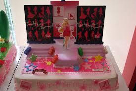 Birthday Cake Design Red Ribbon