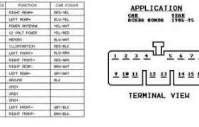 1995 honda accord stereo wiring 1995 image wiring 1992 honda accord wiring diagram stereo images on 1995 honda accord stereo wiring