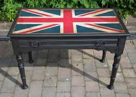 union jack furniture. How To Paint A Union Jack Using Annie Sloan Union Jack Furniture I