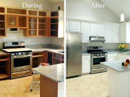 Kitchen Cabinets Refacing Diy Awesome Resurfacing Kitchen Cabinets Diy Kitchen Resurface Cabinets R Reface