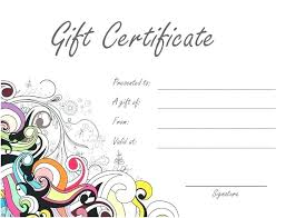 Free Printable Gift Certificates Template Christmas Gift Certificate Template Word Puebladigital Net