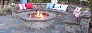 diy outdoor gas fire pit brilliant awesome how to build gas fire pit gas fire pit