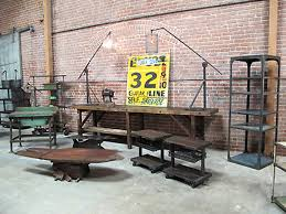 industrial looking furniture. industrial furniture warehouse looking a