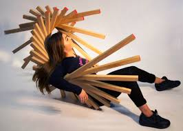 uncomfortable chair. Modren Chair Disposture Chair By Jessica Ross With Uncomfortable L