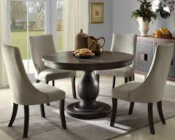 round kitchen table set 42 inch round pedestal dining table ideas inspiration rilane inside set idea