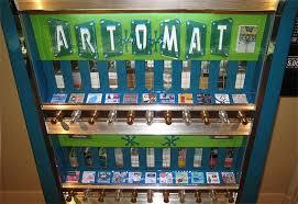 Cigarette Vending Machine Art Awesome American ArtOMat Smithsonian American Art Museum