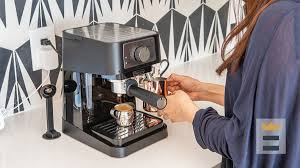 Buy delonghi espresso & cappuccino machines and get the best deals at the lowest prices on ebay! De Longhi Stilosa Review Is This Affordable Espresso Machine Easy To Use For Beginners Chicago Tribune