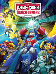 Autobirds Mount Up! Angry Birds Transformers IS Real and it's Coming Soon!